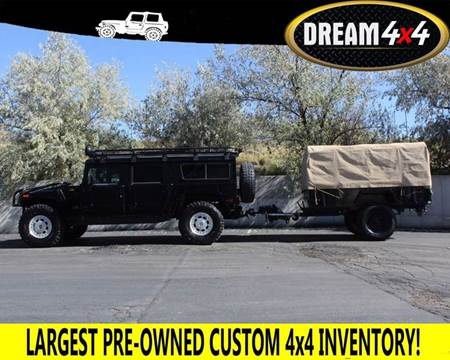 2002 HUMMER H1 for sale in Colorado Springs, CO