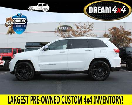 2014 Jeep Grand Cherokee for sale in Colorado Springs, CO
