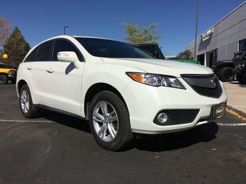 2013 Acura RDX for sale in Colorado Springs, CO