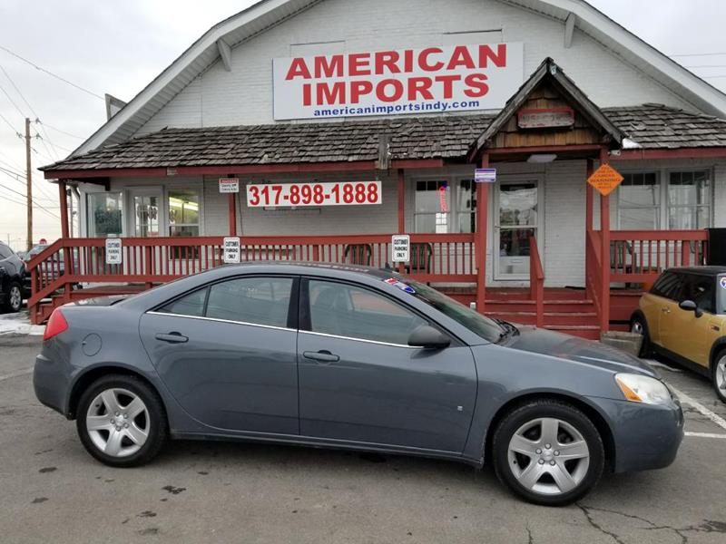 2009 Pontiac G6 for sale in Indianapolis, IN