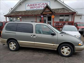 1999 Mercury Villager for sale in Indianapolis, IN