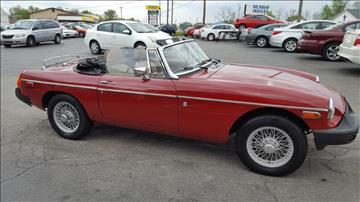 1978 MG B for sale in Indianapolis, IN