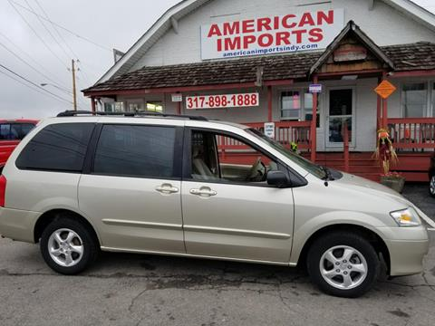 2002 Mazda MPV for sale in Indianapolis, IN