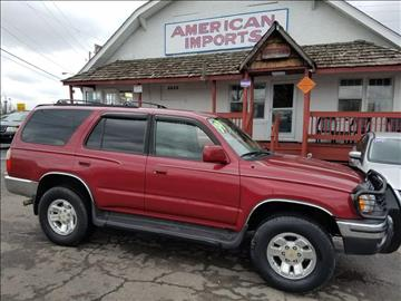 1999 Toyota 4Runner for sale in Indianapolis, IN