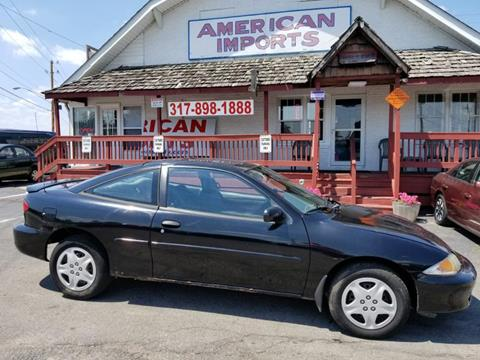 2001 Chevrolet Cavalier for sale in Indianapolis, IN