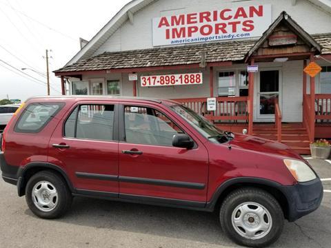 2002 Honda CR-V for sale in Indianapolis, IN