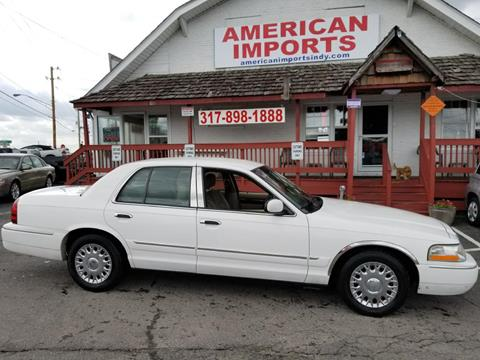 2003 Mercury Grand Marquis for sale in Indianapolis, IN
