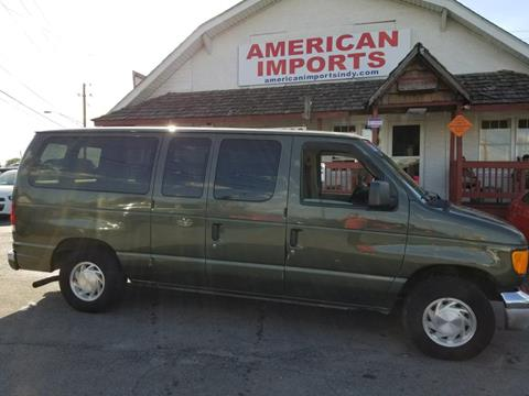 2003 Ford E-Series Wagon for sale in Indianapolis, IN