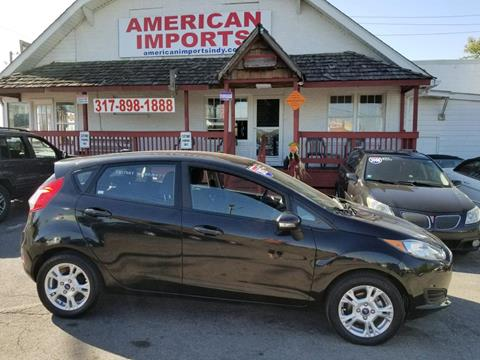 2015 Ford Fiesta for sale in Indianapolis, IN