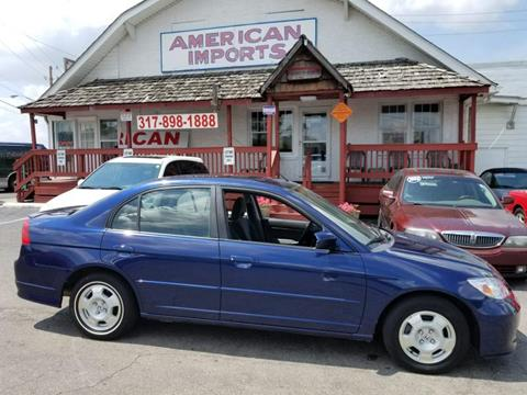2005 Honda Civic for sale in Indianapolis, IN