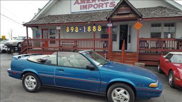 Pontiac Sunbird For Sale