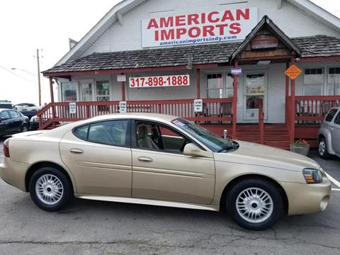 2005 Pontiac Grand Prix for sale in Indianapolis, IN