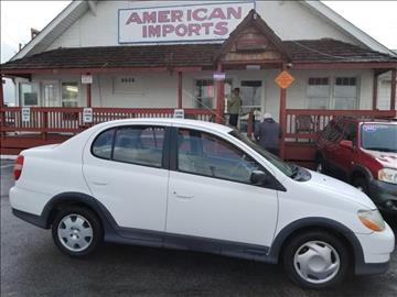 2000 Toyota ECHO for sale in Indianapolis, IN