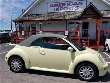 2005 Volkswagen New Beetle for sale in Indianapolis, IN