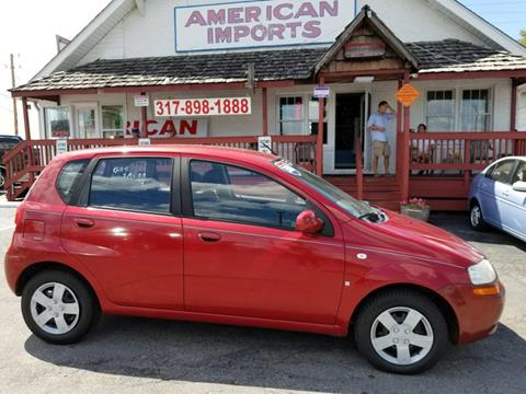 2008 Chevrolet Aveo for sale in Indianapolis, IN