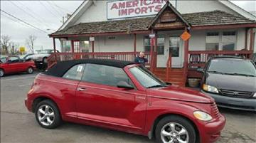2005 Chrysler PT Cruiser for sale in Indianapolis, IN