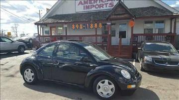 2001 Volkswagen New Beetle for sale in Indianapolis, IN