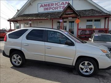 2005 Pontiac Aztek for sale in Indianapolis, IN