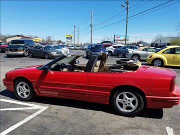 1995 Oldsmobile Cutlass Supreme for sale in Indianapolis, IN