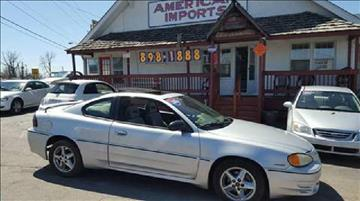 2003 Pontiac Grand Am for sale in Indianapolis, IN