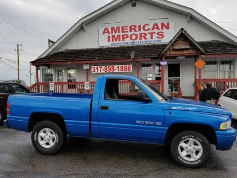 2000 Dodge Ram Pickup 1500 for sale in Indianapolis, IN
