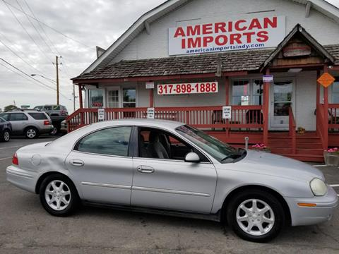 2001 Mercury Sable for sale in Indianapolis, IN