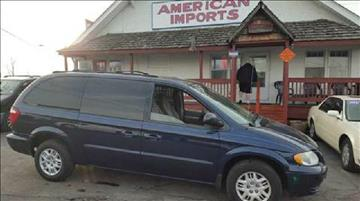 2003 Dodge Grand Caravan for sale in Indianapolis, IN