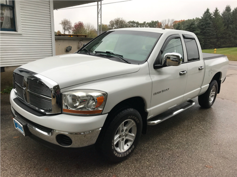 2006 Dodge Ram Pickup 1500 for sale in Hartford, WI