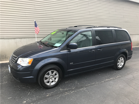 2008 Chrysler Town and Country for sale in Hartford, WI
