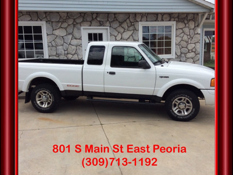 2003 ford ranger for sale illinois for Mendenall motors decatur il