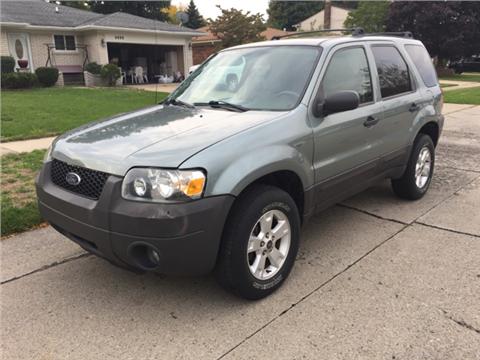 2006 Ford Escape for sale in Warren, MI