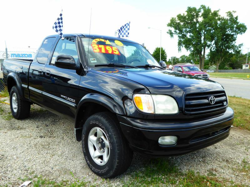 2002 toyota tundra 4dr access cab limited 4wd sb in elmhurst il united car credit outlet. Black Bedroom Furniture Sets. Home Design Ideas