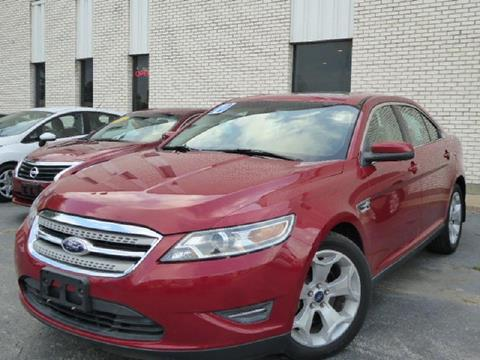 2010 Ford Taurus & Ford Used Cars financing For Sale Elmhurst United Car Credit Outlet markmcfarlin.com