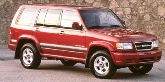 1998 Isuzu Trooper for sale in FIFE WA