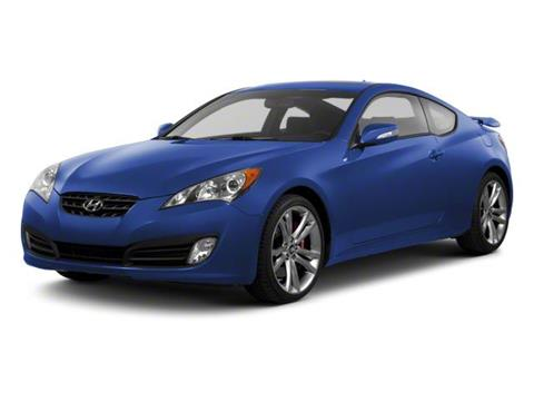2012 Hyundai Genesis Coupe for sale in Fife, WA