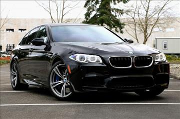 2014 BMW M5 for sale in Fife, WA