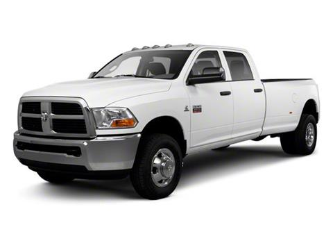 2010 Dodge Ram Pickup 3500 for sale in Fife, WA