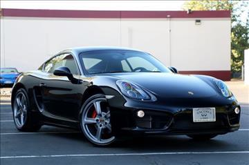 2014 Porsche Cayman for sale in Fife, WA