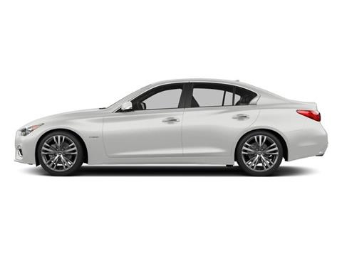 2018 Infiniti Q50 Hybrid for sale in Fife, WA