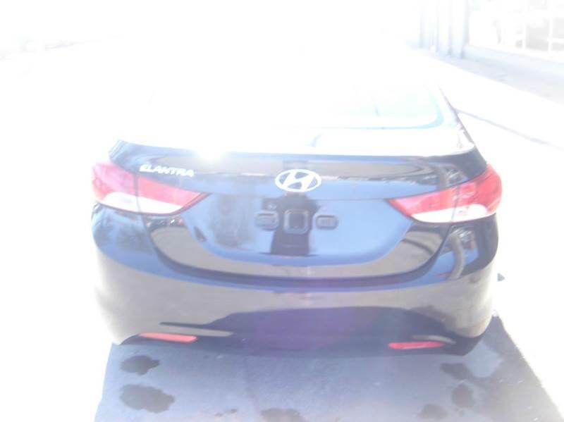 2013 Hyundai Elantra GLS 4dr Sedan - Herkimer NY