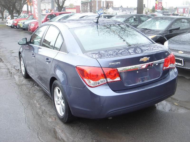 2014 Chevrolet Cruze 1LT Auto 4dr Sedan w/1SD - Herkimer NY