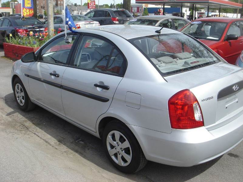 2009 Hyundai Accent GLS 4dr Sedan - Herkimer NY