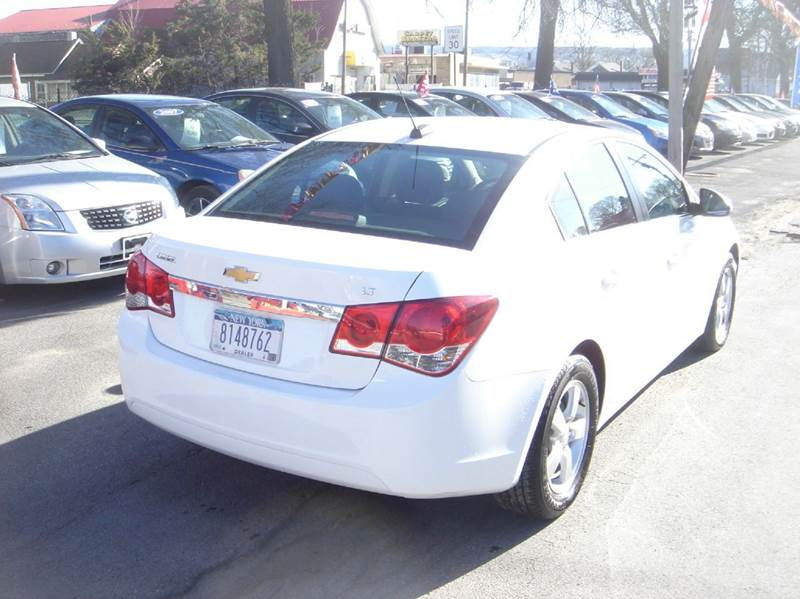 2016 Chevrolet Cruze Limited 1LT Auto 4dr Sedan w/1SD - Herkimer NY
