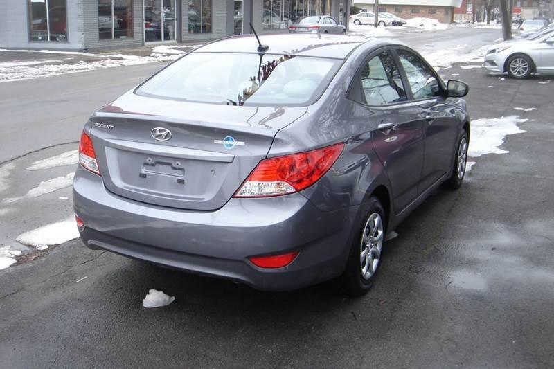 2014 Hyundai Accent GLS 4dr Sedan - Herkimer NY