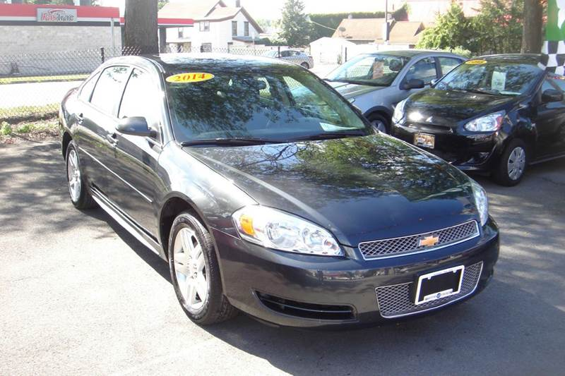 2014 Chevrolet Impala Limited LT Fleet 4dr Sedan - Herkimer NY