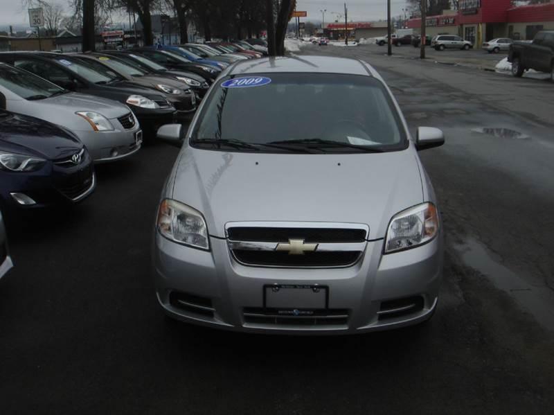 2009 Chevrolet Aveo LS 4dr Sedan - Herkimer NY