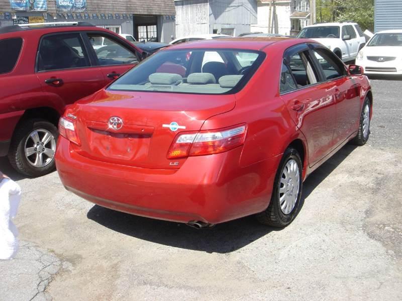 2009 Toyota Camry LE 4dr Sedan 5A - Herkimer NY