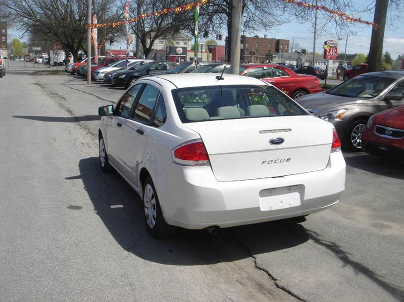 2011 Ford Focus S 4dr Sedan - Herkimer NY