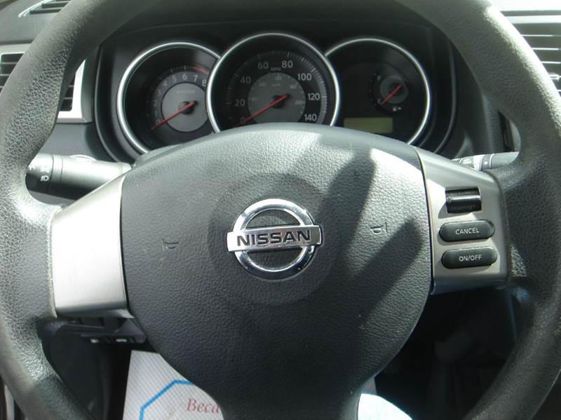 2009 Nissan Versa 1.8 S 4dr Sedan 4A - Herkimer NY