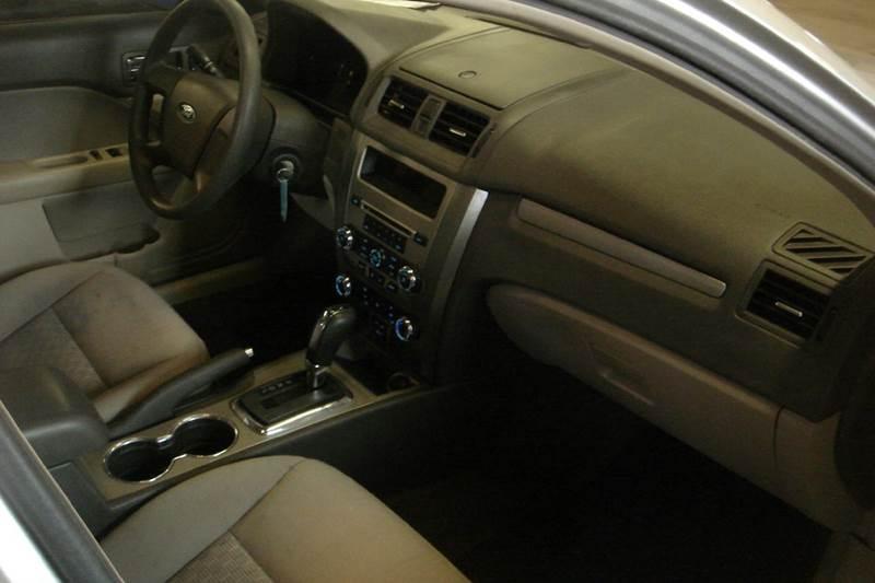 2012 Ford Fusion S 4dr Sedan - Herkimer NY